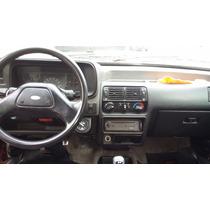 Ford Escort Motor 1.6 1992 Rojo 5 Puertas