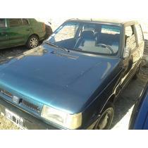 Fiat Uno 1.6 Con Gnc 2000 Azul Muy Bueno !!! (aty)