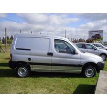 Peugeot Partner 1.4 Confort $45000 Y Cuotas Plan Car One