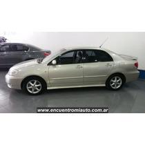 Toyota Corolla Xei 2.0 D Impecable Tomo Menor Valor Picotto