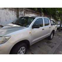 Toyota Hilux 4x4 Cabina Doble Dx Pack 2,5 Tdi Modelo 2012