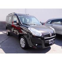 Fiat Doblò Pk Family 7 Asientos 7.500km 2014 Preg X Miguel