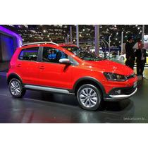 Volkswagen Cross Fox 1.6 16v 110cv Patenta En 2016