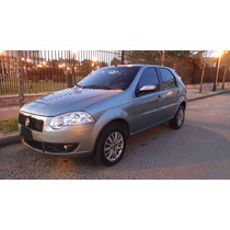 Fiat Palio 2010 1.4 Unico Dueño Impecable! Active Elx