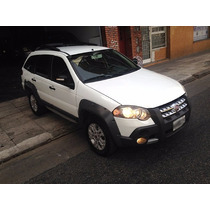 Fiat Palio Weekend Adventure Locker Full Permuto/financio
