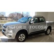 Chevrolet S10 $80.000 Y Cuotas $4552 Plana Nacional 2016
