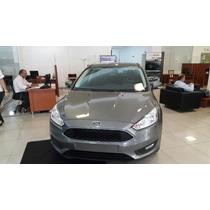 Nuevo Ford Focus S 1.6 (3) 0km Entrega Ya Ford Russoniello