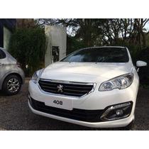 Peugeot 408 Active 1.6 Gama Nueva 2015 Precio Lanzamiento