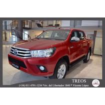 Toyota Hilux 4x2 D/c Srv Pack 2.8 Tdi 6 M/t 0km 2016