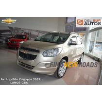 Chevrolet Spin Lt 1.8 N 0km Plan Canje Nacional