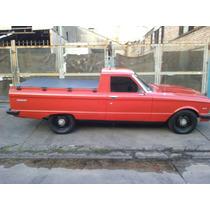 Ford Ranchero 1985