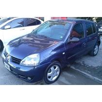 Renault Clio 1.6 Nafta Año 2009.