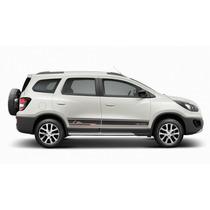 Chevrolet Spin Active 0 Km/// Lista Para Transferir