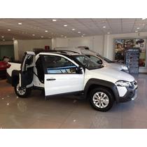Fiat Strada Adventure 3 Puertas D/cabina 1.6 16v 0km.