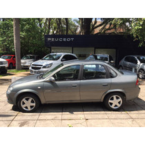 Chevrolet Classic Lt 1.4 Pack 2013 Gris Full