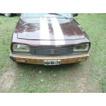 Peugeot 504 1985 Lev /vidrio A/a Nafta Y Gnc