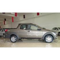 Fiat Strada Trekking Doble Cabina Anticipo 44 Mil O Tu Auto