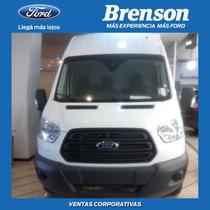Ford Transit 2.2 Furgon Corto Para Responsable Inscripto Rv