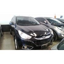 Hyundai Tucson 2.0 Gls 4x4 2011 Negra Cuero Manual