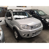 Ford Ecosport 2012 Xlt 2.0l Impecable Sin Detalles