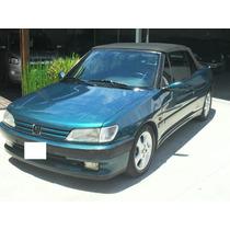 Peugeot 306 Cabriolet 1995 Km Reales... Francesa!!!!!