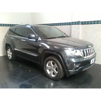 Jeep Grand Cherokee Limited 3.6 Aut Sin Uso