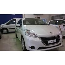 Peugeot 208 1.5 Active 0km Tomamos Tu Usado Y Cuotas