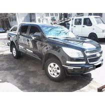 Chevrolet S10 Lt 4x4 2013 En Garantia, Permuto Menor Valor
