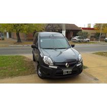 Renault Kangoo 2 2014 C/equipo Frio Y Gnc Habilitada Senasa