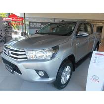 Nueva Toyota Hilux 4x2 Srv Pack Mt