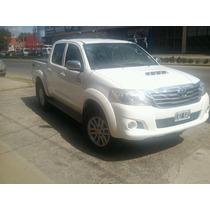 Toyota Hilux Srv 4x4 2012