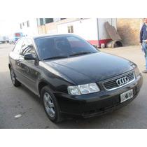 Audi A3 Hdi 3 Ptas 2000 Negro Muy Bueno !!!!!!!