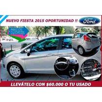 Nuevo Fiesta 0km 2016 Vas Por Mas ?? | Ahora Es Tu Oportunid