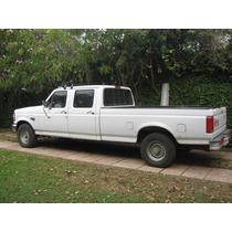 Ford 350 Motor Inernacional 7.3 Turbo Diesel Doble Cabina