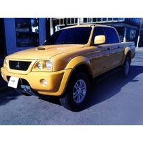 Mitsubishi L200 Sport 4x4 2007 ¡ Nueva ! Unica X Su Estado