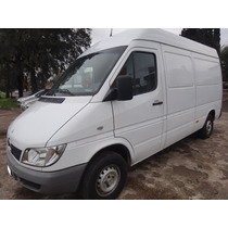 Mercedes Benz Sprinter 313 Cdi Techo Elevado 2003