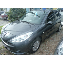 Peugeot 207 Compact Xs Full Full Gris Oscuro