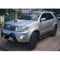 Toyota Hilux Sw4 3 Filas Automatica Cuero