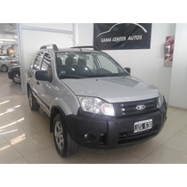 Ford Ecosport 1.6 Xls C/gnc - Jorge Lucci 154960 3863!!!