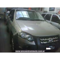 Fiat Palio Weekend Adventure Entrega Y 60ctas Barral-autos