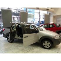 Fiat Strada Working 3 Puertas D/cab 0km Anticipo Y Cuotas.-
