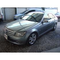 Mercedes Benz C200 Kompressor 08 ***juan Manuel Autos***
