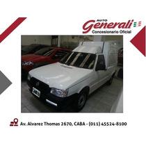 Fiat Fiorino Confort Gnc Año: 2013 Ant Y Ctas 15-5930-5396