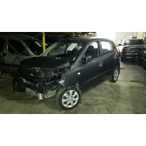 Hyundai I10 1.2 Gls Aut 2013 Dado De Baja Total