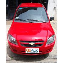 Chevrolet Celta 1.4 Lt 3ptas 2011 Rojo Nafta Excelente!