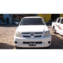 Toyota Hilux 2007 2.5 Turbo 4x2