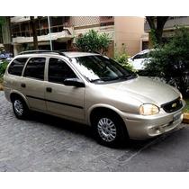 Chevrolet Corsa Wagon Gl A/a D/h Impecable Poco Uso 1°dueño