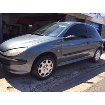 Peugeot 206 - Ant $ 55000 Ycts -tomo Usado Menor Y Mayor Val