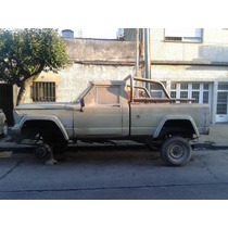Jeep Gladiator Año 1969