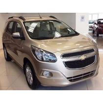 Chevrolet Spin $45.000 Y Cuotas $2725 Plan Nacional 2016